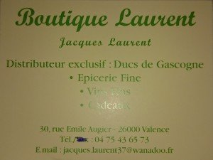 Boutique Laurent (Valence) (1)